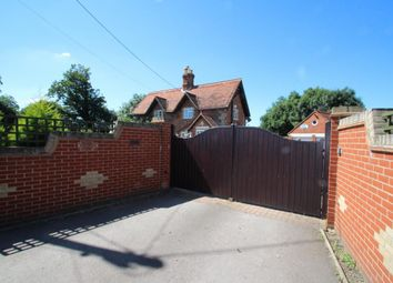 Thumbnail 4 bedroom detached house for sale in Bloomfield Hatch Lane, Grazeley
