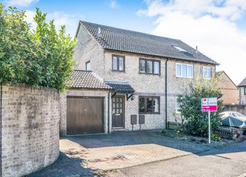 Thumbnail 3 bed semi-detached house for sale in Avens Close, Horton Heath, Eastleigh