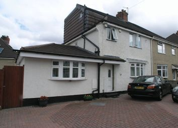 Thumbnail 4 bedroom semi-detached house for sale in Stuart Road, Rowley Regis