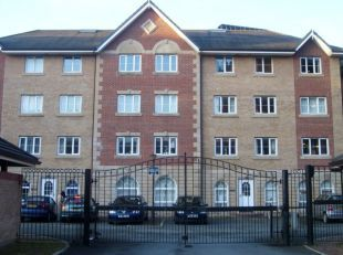 Thumbnail 2 bed flat to rent in Labrador Quay, Manchester