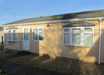Thumbnail 2 bedroom mobile/park home for sale in Woodland Park, Waunarlwydd, Swansea