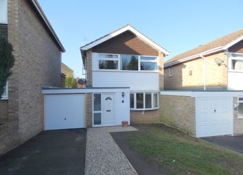 Thumbnail 3 bed link-detached house for sale in Detmore Close, Charlton Kings, Cheltenham