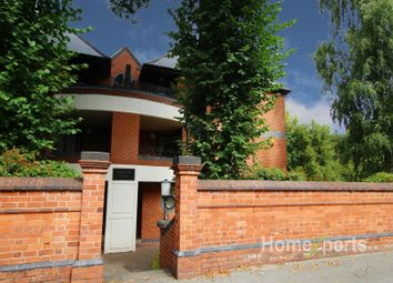 Thumbnail 2 bed flat for sale in Hamilton Drive, The Park, Nottingham