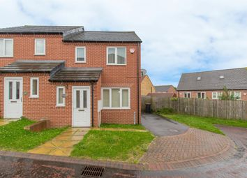 Thumbnail 3 bed semi-detached house to rent in Gayle Court, Consett