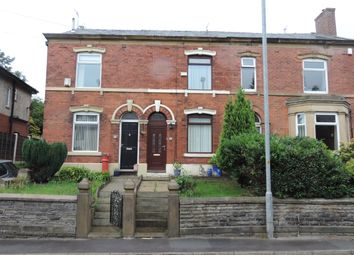 Thumbnail 3 bed terraced house to rent in Dogford Road, Royton, Oldham