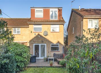 Thumbnail 4 bed end terrace house for sale in Redwood Close, Watford, Hertfordshire