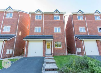 Thumbnail 4 bedroom detached house for sale in Valley Close, Bury