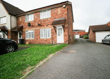 Thumbnail 2 bedroom end terrace house for sale in Montague Road, Smethwick