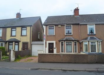 Thumbnail 3 bedroom semi-detached house for sale in Queen Street, Ballymena