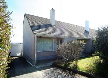 Thumbnail 3 bed property for sale in Kestle Drive, Highertown, Truro