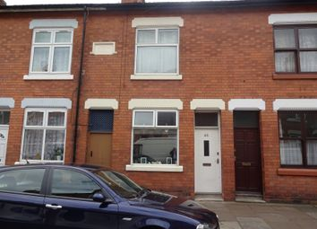 Thumbnail 2 bed terraced house for sale in Battenberg Road, Off Tudor Road, Leicester