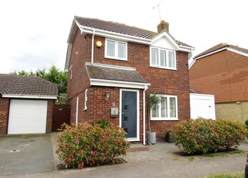 Thumbnail 3 bed detached house for sale in Church Road, Laindon, Basildon