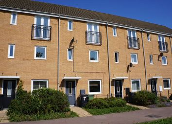 Thumbnail 4 bed town house to rent in St. Edmunds Walk, Hampton Hargate, Peterborough