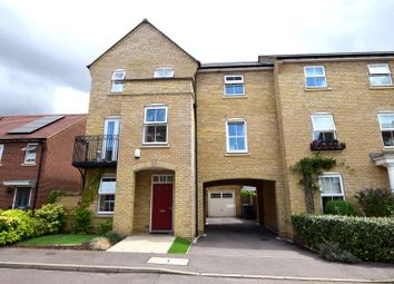 Thumbnail 4 bed semi-detached house for sale in Felstead Crescent, Stansted