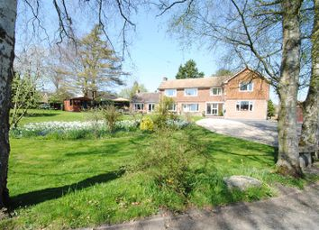 Thumbnail 6 bed detached house for sale in Ham Road, Wantage
