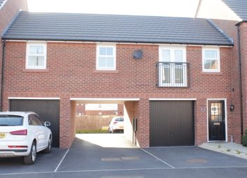 Thumbnail 2 bed mews house for sale in Buttonbush Drive, Stapeley, Nantwich