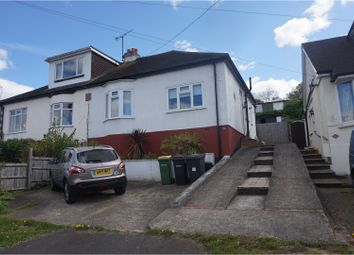 Thumbnail 2 bed semi-detached bungalow to rent in Mount Avenue, Rayleigh