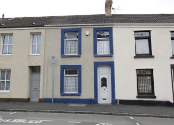 Thumbnail 3 bed terraced house for sale in Wern Terrace, Port Tennant