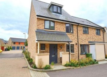 Thumbnail 4 bedroom property to rent in Leveret Way, St. Neots