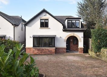Thumbnail 4 bed detached house to rent in Gravel Lane, Wilmslow