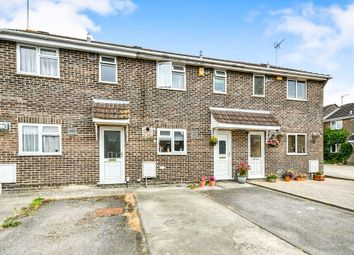 Thumbnail 2 bedroom terraced house for sale in Hadleigh Close, Westlea, Swindon
