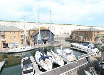 Thumbnail 2 bed flat for sale in Portside, Brighton Marina Village, Brighton
