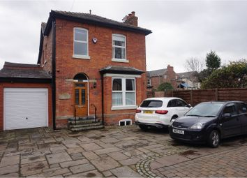 Thumbnail 4 bed detached house for sale in Doveston Grove, Sale
