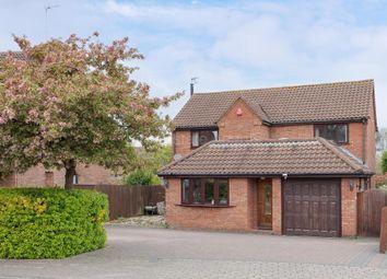 Thumbnail 4 bed detached house for sale in Blackmoor Gate, Furzton, Milton Keynes, Buckinghamshire
