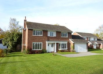 Thumbnail 4 bed detached house to rent in Whitehills Green, Goring On Thames
