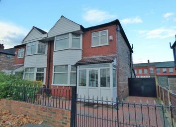 Thumbnail 3 bed semi-detached house for sale in Great Stone Road, Stretford, Manchester, Greater Manchester