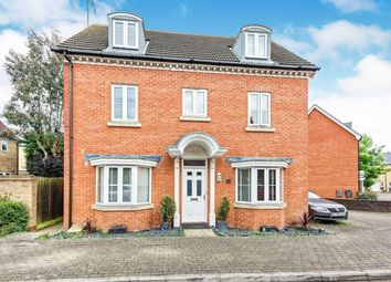 Thumbnail 5 bed detached house for sale in Gilbert Way, Canterbury, Kent, United Kingdom