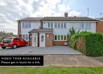 Thumbnail 3 bed terraced house for sale in Springfield Road, Sawston, Cambridge, Cambridgeshire