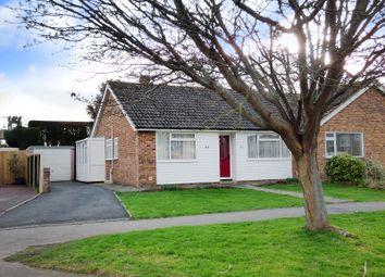 Thumbnail 2 bed semi-detached bungalow for sale in Ambersham Crescent, East Preston, Littlehampton