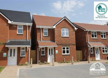Thumbnail 3 bedroom property for sale in Greenwood Close, New Milton