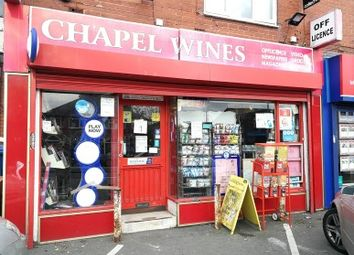 Thumbnail Retail premises for sale in Liverpool Road, Irlam, Manchester