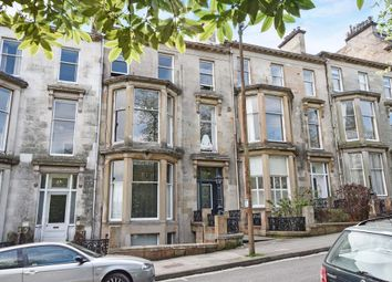 Thumbnail Studio for sale in Flat 8, 27 Huntly Gardens, Dowanhill