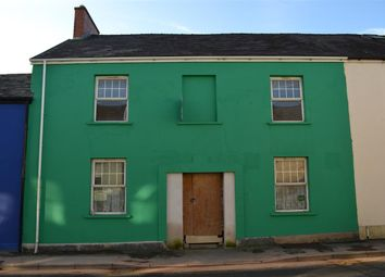 Thumbnail 9 bedroom flat for sale in Water Street, Carmarthen