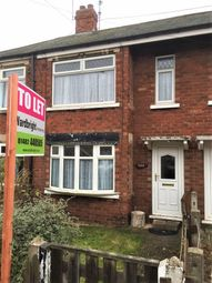 Thumbnail 2 bed terraced house to rent in Bristol Road, Hull