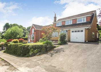 Thumbnail 3 bed detached house for sale in Basnetts Wood, Endon, Stoke-On-Trent