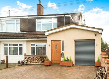 Thumbnail 3 bed semi-detached house for sale in Tyburn Lane, Westoning