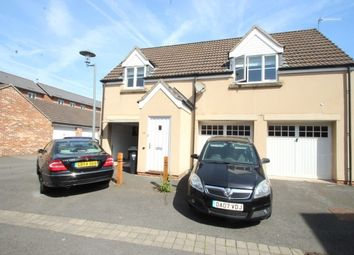 Thumbnail 2 bed flat to rent in Shannon Walk, Portishead, Bristol