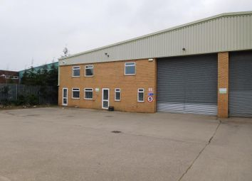 Thumbnail Light industrial to let in Unit 1 Plot 17, Attleborough Fields Industrial Estate, Plot 17, Hammond Close, Nuneaton