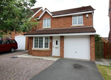 Thumbnail 4 bed detached house for sale in Sandwell Avenue, Thornton-Cleveleys
