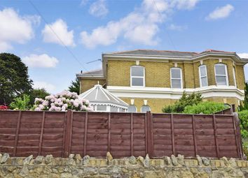 Thumbnail 2 bed maisonette for sale in Clarence Road, Shanklin, Isle Of Wight