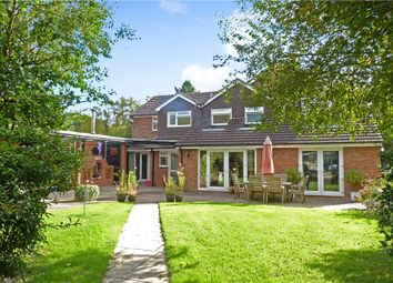 Thumbnail 4 bedroom detached house for sale in Whitmore Lane, Woodlands, Wimborne