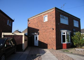 2 bed semi-detached house to rent in Ledbury Road, Hull HU5