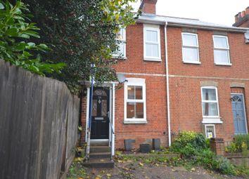 Thumbnail 2 bed end terrace house for sale in Hillside Lane, Farnham, Surrey