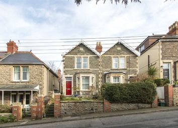 Thumbnail 2 bedroom semi-detached house for sale in Ham Green, Pill, Bristol