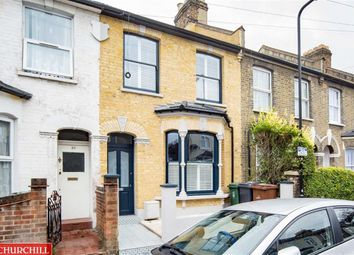 Thumbnail 3 bed terraced house for sale in Claremont Road, Walthamstow, London