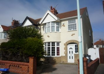 Thumbnail 3 bedroom semi-detached house for sale in Haddon Road, Blackpool